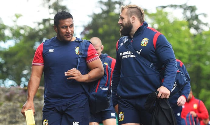 Joe Marler Had An Interesting Way Of Getting To Know One Of His Lions Roommates