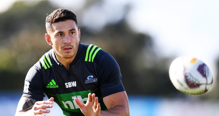 Sonny Bill Williams Could Be Set For A Shock Move To England
