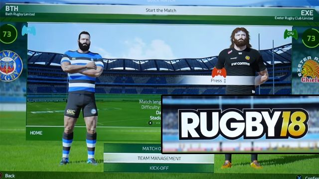 Watch: Here's What The New Rugby Game Looks Like