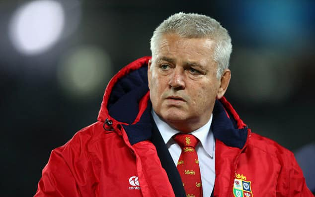 Warren Gatland Not Happy With Officials Following 1st Test & Plans To Have A Word