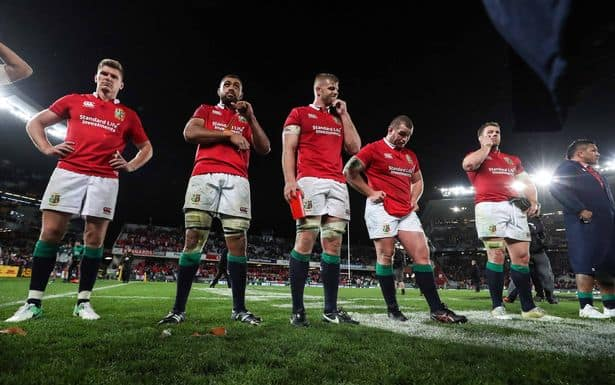 Sir Graham Henry On The Changes To The Lions Team He Would Make For The 2nd Test