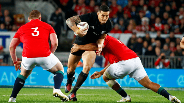 Sonny Bill Williams Shows His Class Once Again With Incredible Gesture Following 1st Test