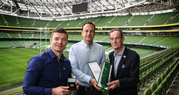 Huge Boost For Ireland Ahead Of Today's Final RWC 2023 Presentation
