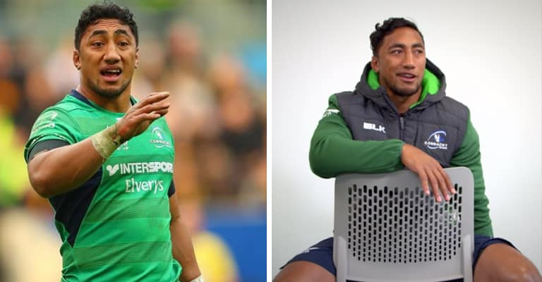 Bundee Aki Reveals His Real Name & Why Everyone Calls Him Bundee