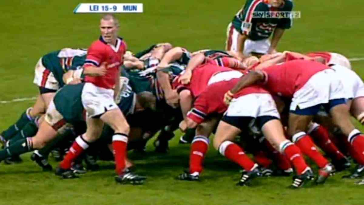 Donncha O'Callaghan & Peter Stringer Discuss The Infamous 'Hand Of Back'