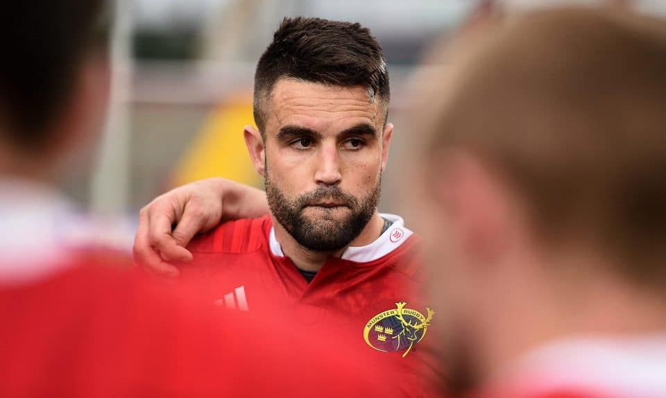 Conor Murray Reveals How He Felt When He Found Out Rassie Erasmus Was Leaving