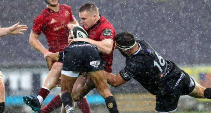 what does ruck mean in rugby
