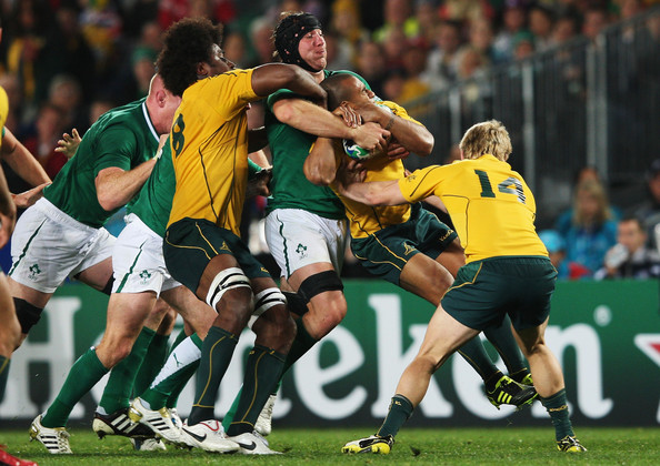Stephen Ferris Recalls Brilliant Night Out Story With SOB From RWC 2011