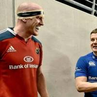 Paul O'Connell's Story Of The First Time He Played Against Brian O'Driscoll Is Hilarious