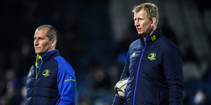 Leo Cullen Has A Go At Rival Provinces 'Ringing Up Leinster Players'