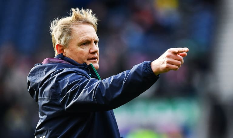 The Three Biggest Decisions Joe Schmidt Has To Make Next Season