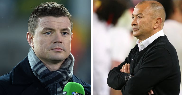 Brian O'Driscoll Picks An England Backline He Reckons Jones Should Select