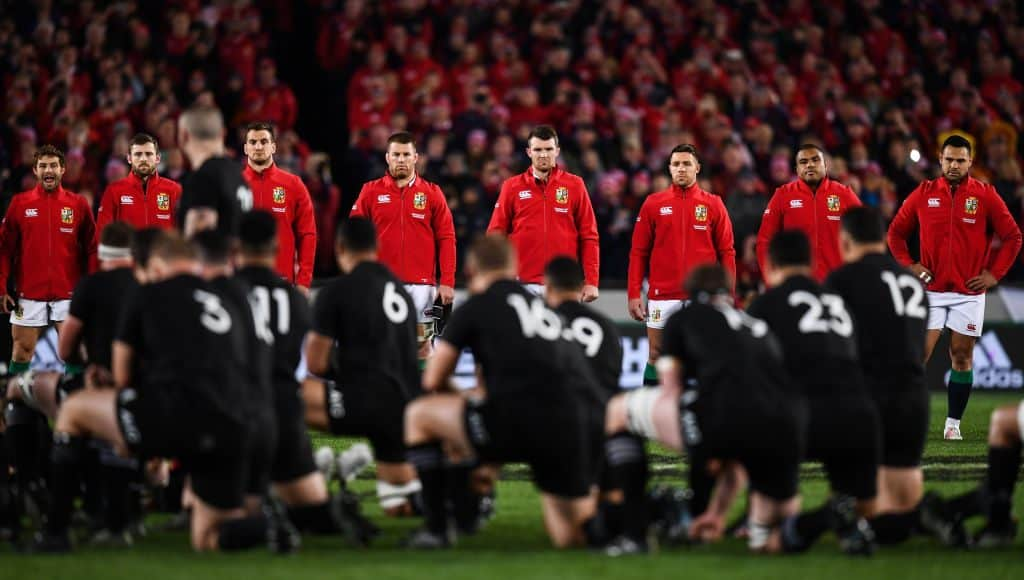 The British & Irish Lions Have Their Head Coach For The 2021 Tour Of South Africa