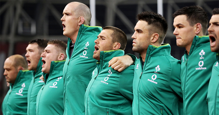 Sexton drop goal grabs dramatic victory for Ireland in Paris