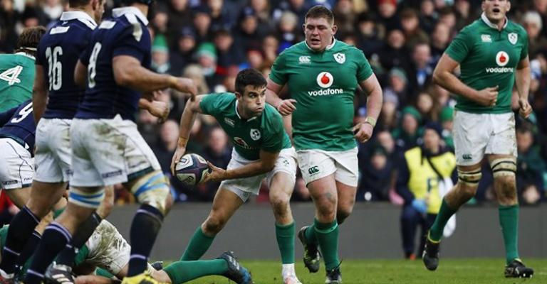 9 New Caps In Ireland U20 Team For 6 Nations Opener.
