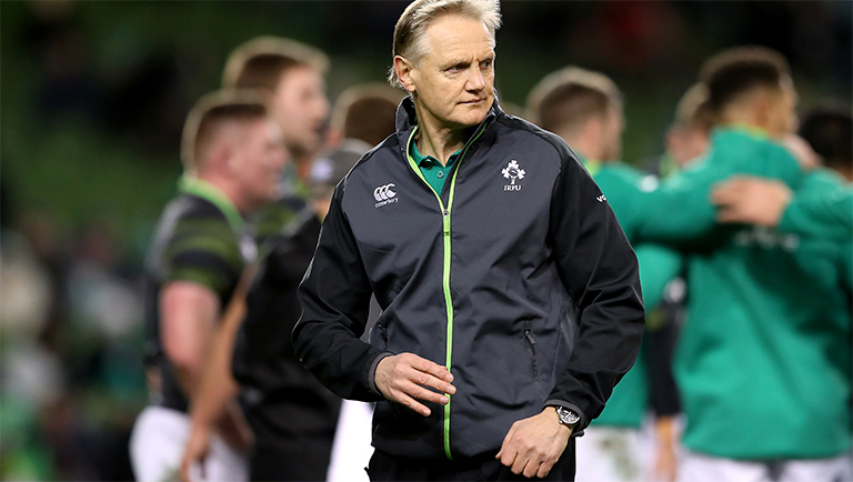 Potential Ireland Rugby World Cup Bolter Signs Deal With Munster