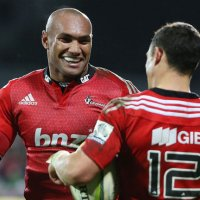 Dan Carter & Nemani Nadolo Hold Two Freakish Gym Records At The Crusaders