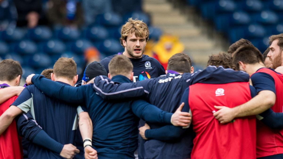 Richie Gray fit for Six Nations duty
