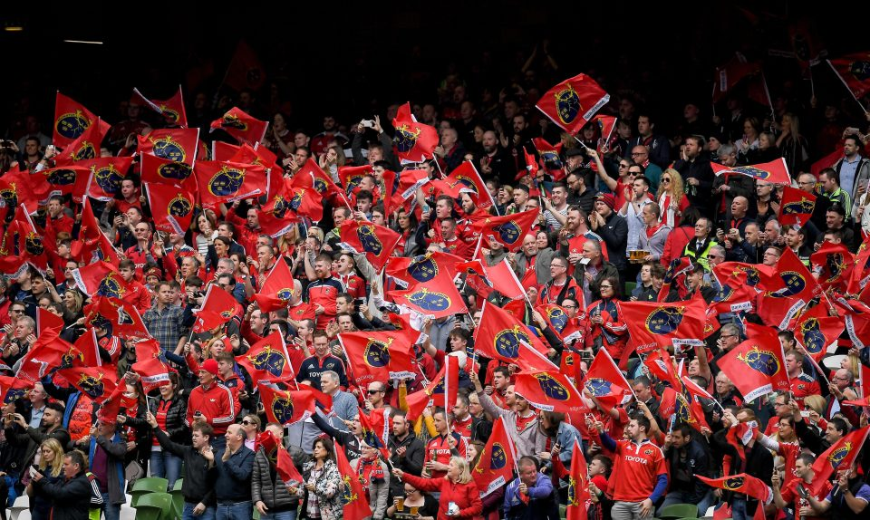Major Garda Investigation Launched Following Online Abuse Of Munster Players