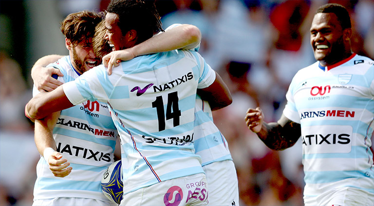 PIC: Racing 92's Bizarre New Kit Is A Sign Of The Times