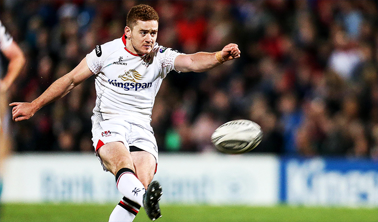 Paddy Jackson Set To Agree Terms With Aviva Premiership Side