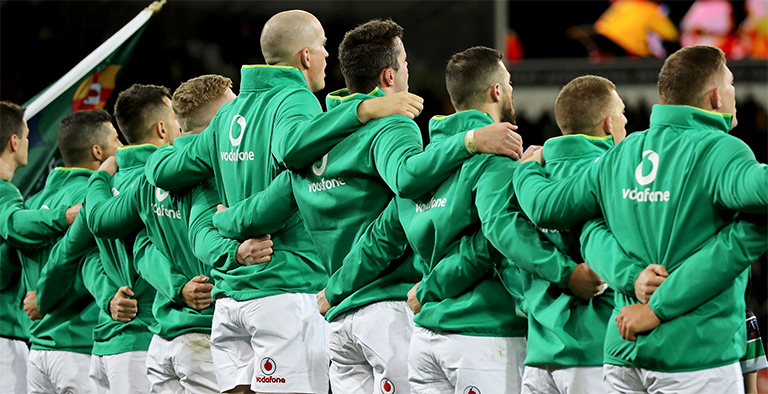 Star Ireland Duo Ruled Out Of Crucial All Blacks Test