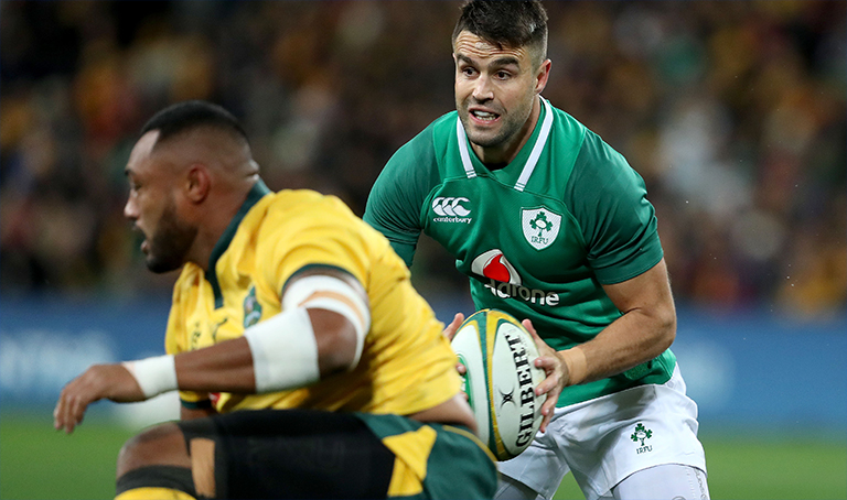 The Latest On Conor Murray's Fitness For The November Internationals