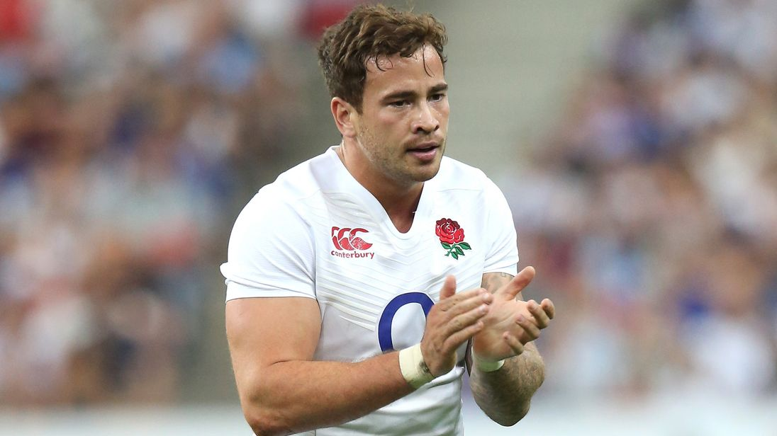 RFU Release Statement Following Danny Cipriani Arrest