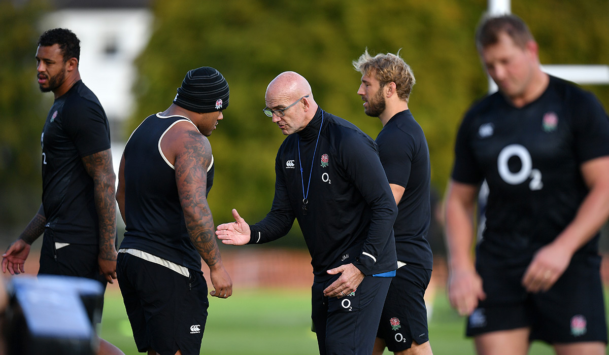 New Defence Coach John Mitchell Makes Outrageous England Claim
