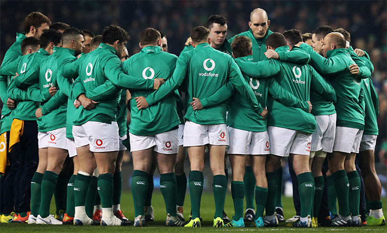 Ireland International Offers Up Huge Potential Six Nations Boost