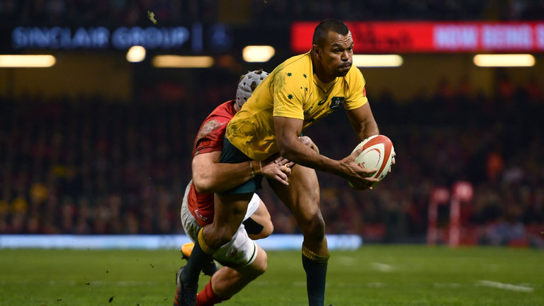 Cheika explains Ashley-Cooper, Beale omissions