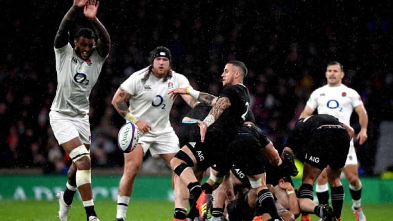 World Rugby Has Its Say On The Courtney Lawes Offside Decision