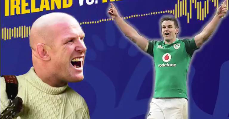 The Gift Grub Ireland Vs New Zealand Song Might Just Be One Of The Best Yet