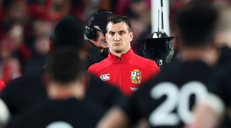 Sam Warburton Picks His Winner Between Ireland & The All Blacks