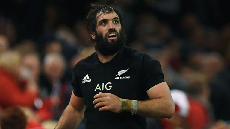 Sam Whitelock & Fellow All Blacks Star Set To Be Unveiled At European Club