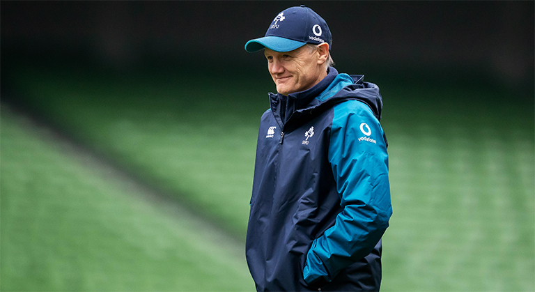 Joe Schmidt & Ireland Handed Massive Six Nations Fitness Boost