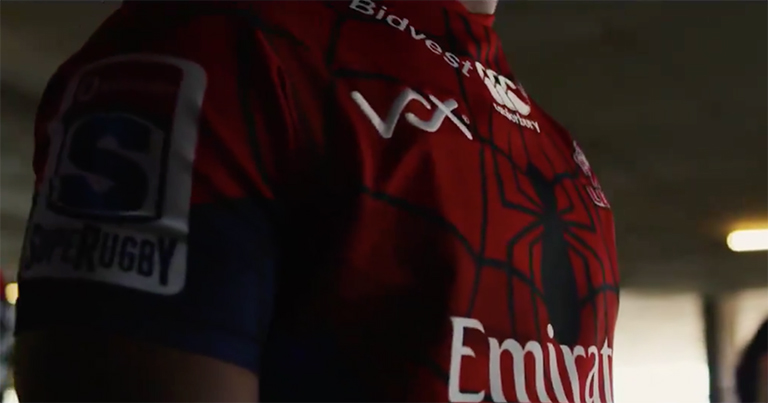 Super Rugby Teams Release Four Stunning Marvel-Inspired Kits