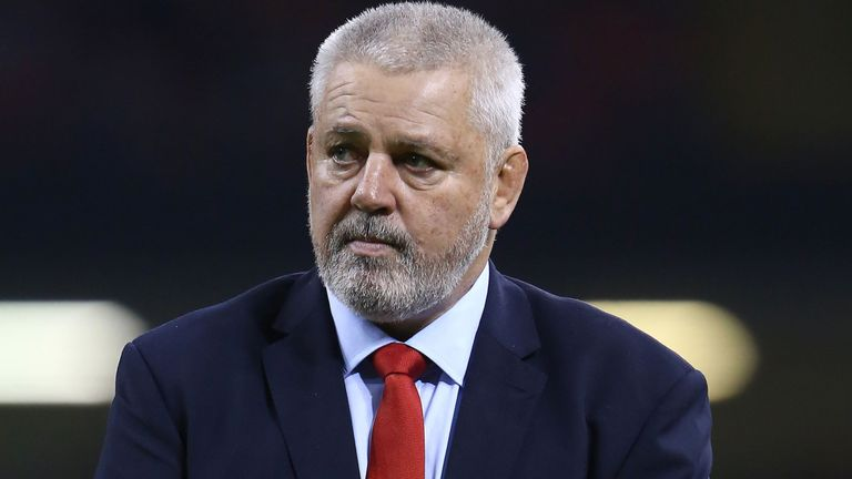 "Warren Gatland Labels England Star As An ""Emotional Timebomb"""