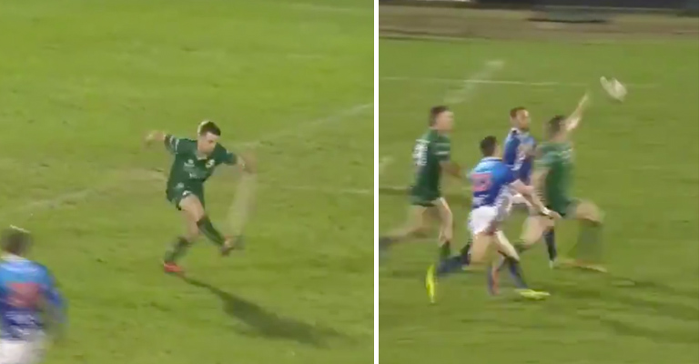 Jack Carty Becomes Connacht's All-Time Top Scorer With Sensational Try