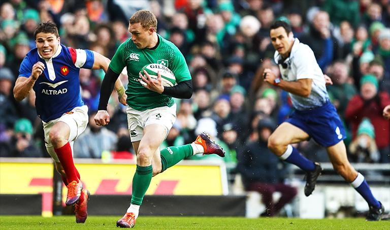 European Cup classics - Ireland v Scotland
