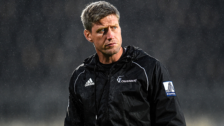 Ronan O'Gara Looks Set To Land His First Head Coach Role