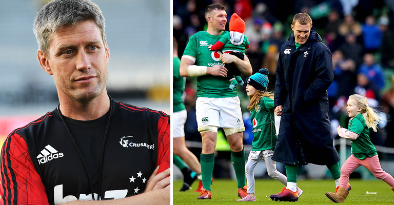 Ronan O'Gara's Poignant Tweet On Ireland's Six Nations Campaign Hits The Nail On The Head