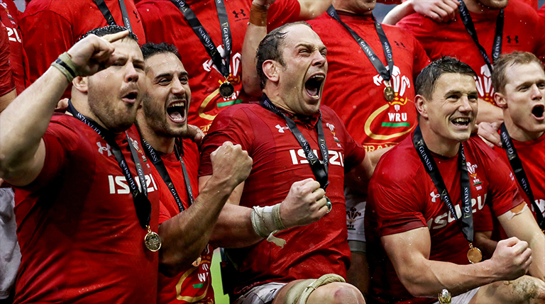 Here's How Much Money The Welsh Players Get For Winning A Grand Slam