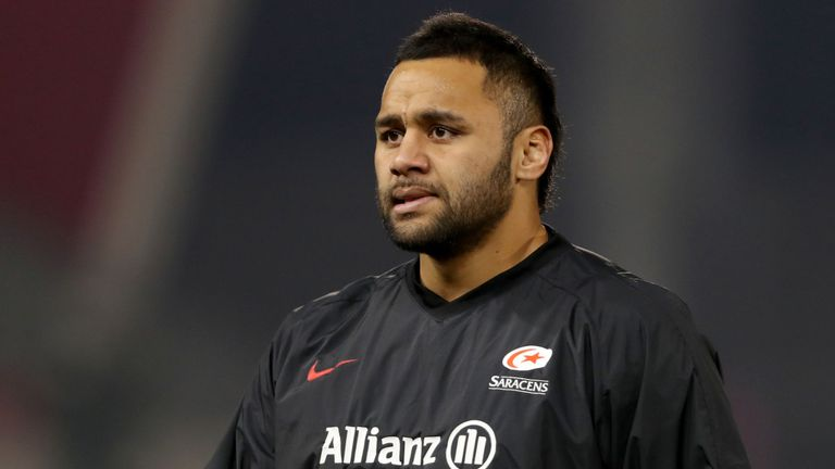 Billy Vunipola booed by Bristol fans as McCall reaffirms Saracens stance