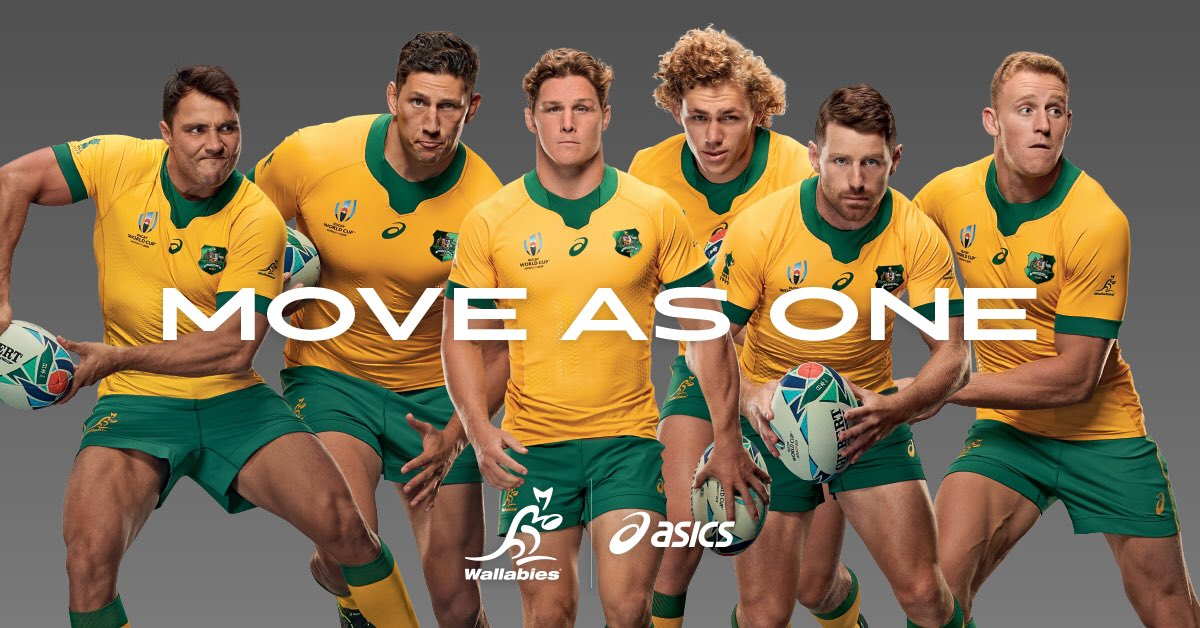 Wallabies reveal World Cup jersey as skipper sounds warning to doubters