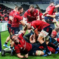 Potential Double Fitness Boost For Munster Ahead Of Crucial Clash With Racing 92