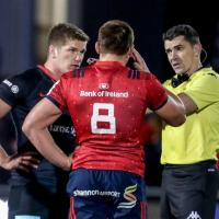 EPCR Release Statement Following Incident Between Munster Medic & Saracens' Jamie George