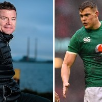 Brian O'Driscoll On Who Andy Farrell Should Start In The Centre For Ireland's Six Nations Opener