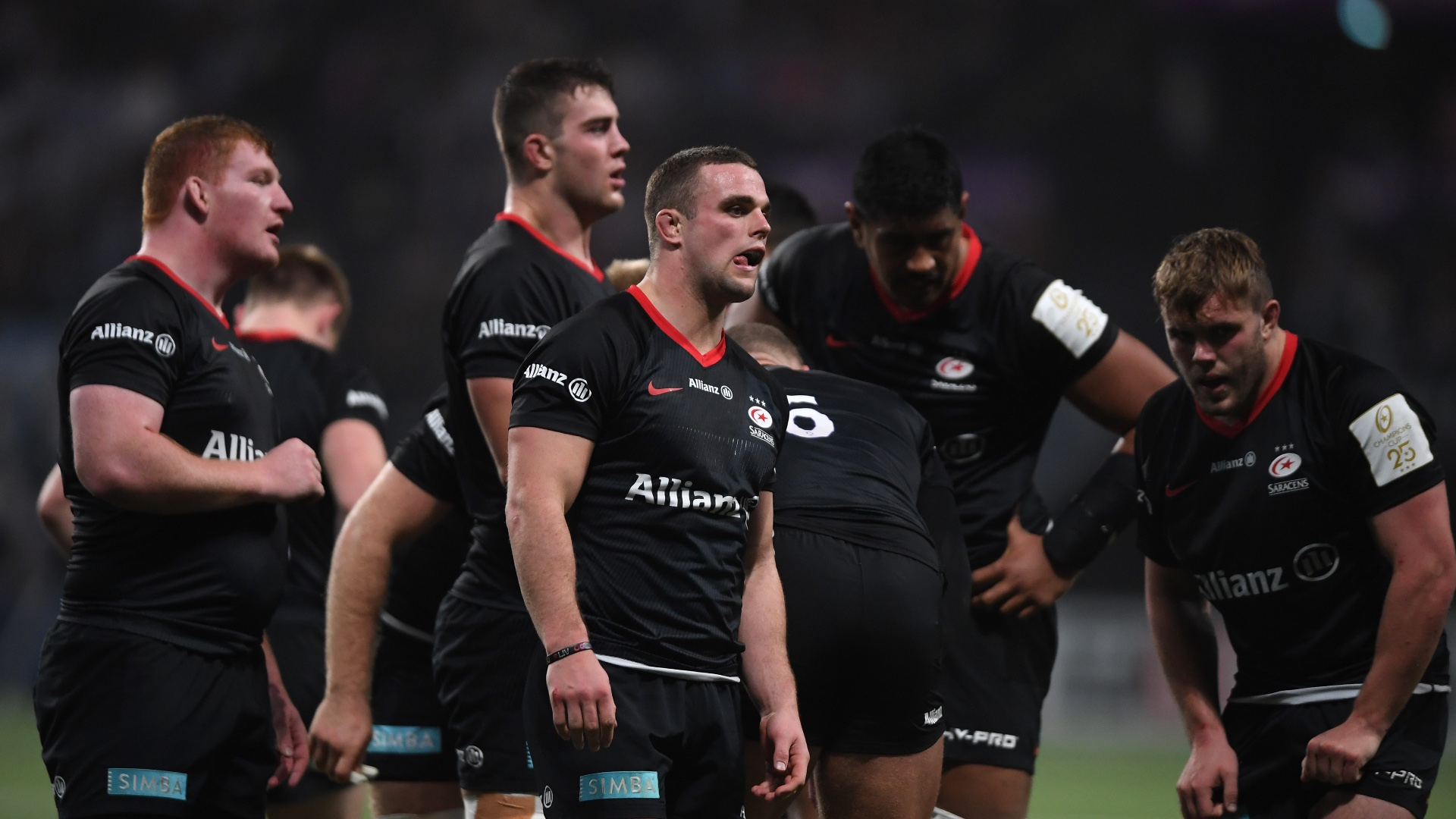 England rugby giants Saracens relegated from Premiership