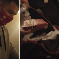 Conor Murray Shows Off The Ridiculous Amount Of Rugby Gear & Stash British & Irish Lions Players Get